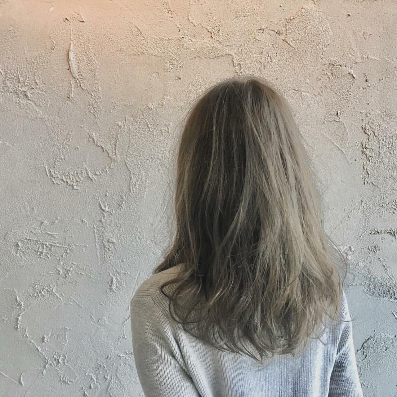 外国人風 ふんわり ストリート 可愛い ヘアスタイルや髪型の写真・画像