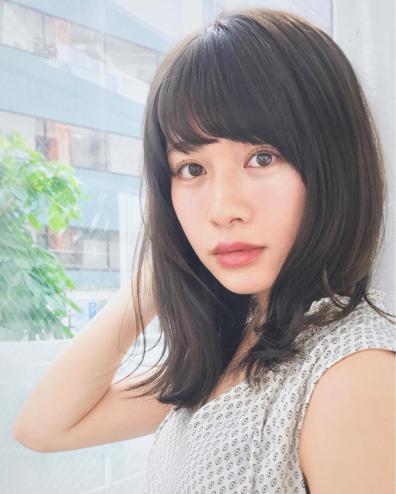 【顔型診断】顔の形で分かる!自分に似合う髪型って何?♡ GARDEN harajyuku 細田 | GARDEN harajyuku
