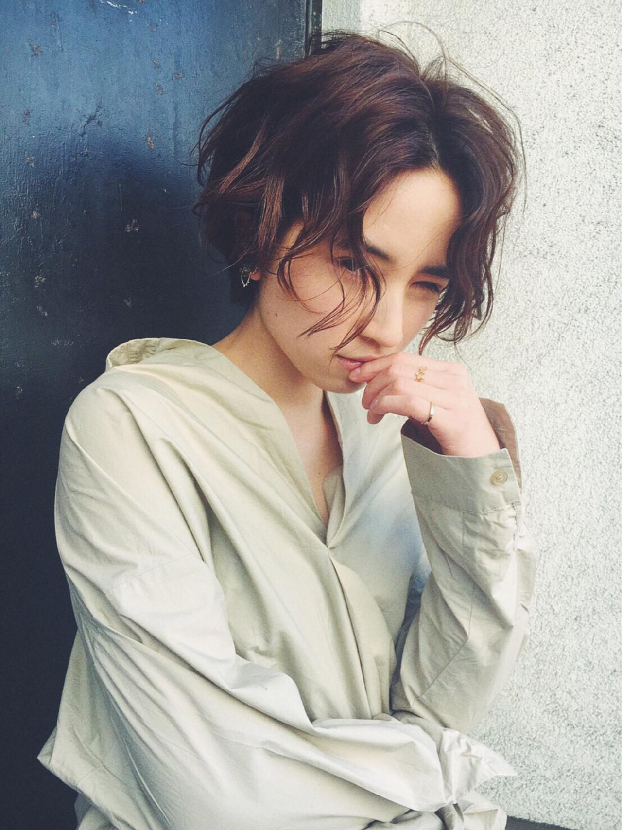 カラーは?スタイルは?とにかく知りたい2017年トレンドのヘアスタイル♡ 菅沼宏恵