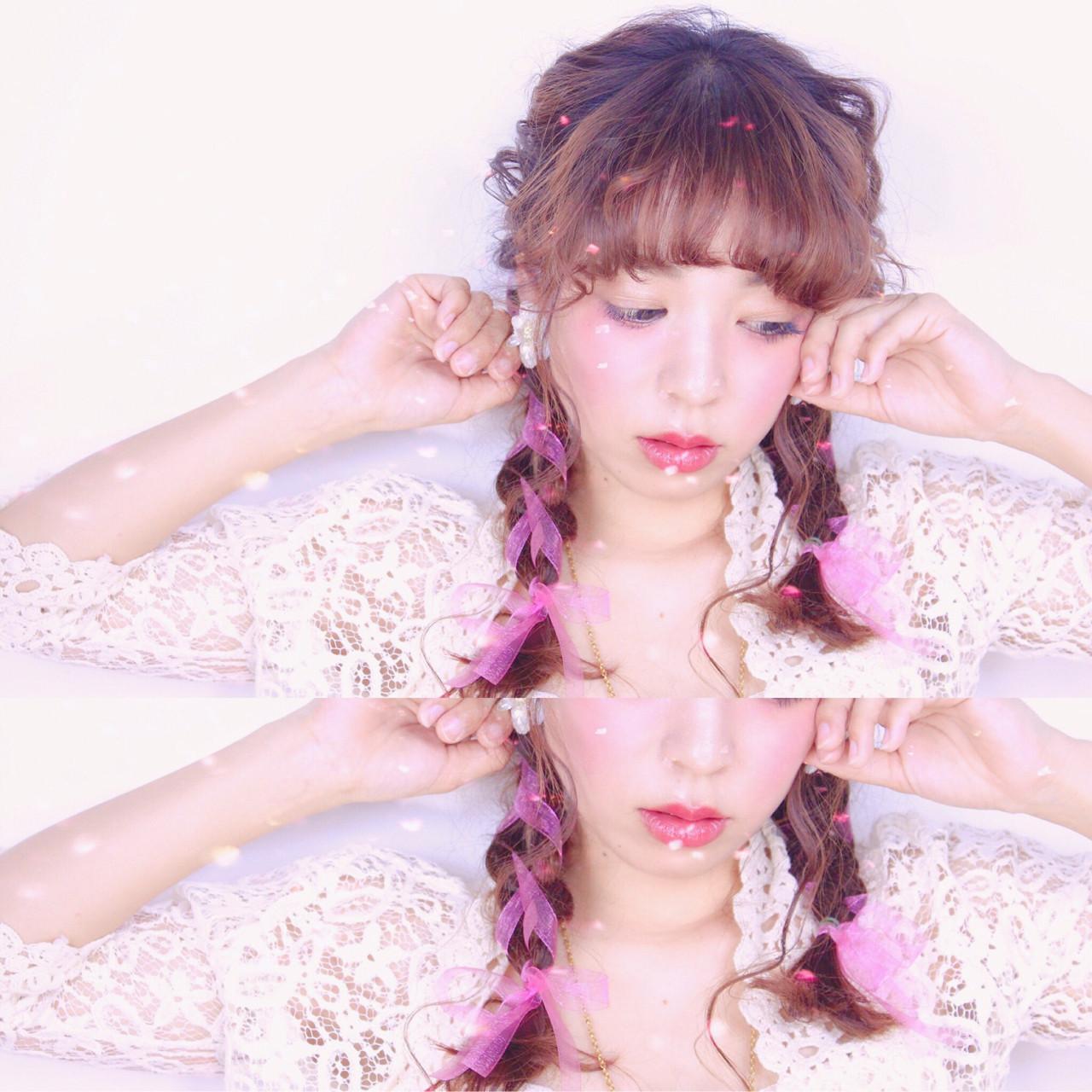 面長さんに似合うヘアアレンジテク☆気になる部分は髪で賢くカバー IKUMI | クラージュ