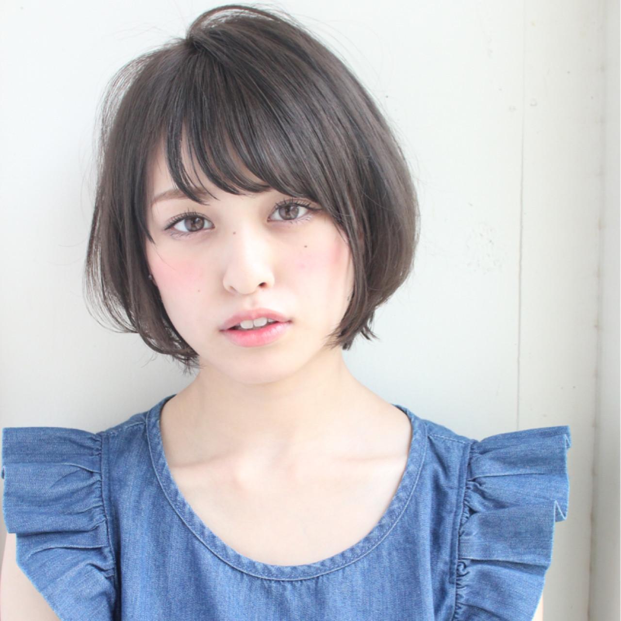 髪型に迷ったら、こなれ黒髪に挑戦!厳選10スタイルをご紹介♡ GARDEN omotesando 宮崎えりな  GARDEN omotesando