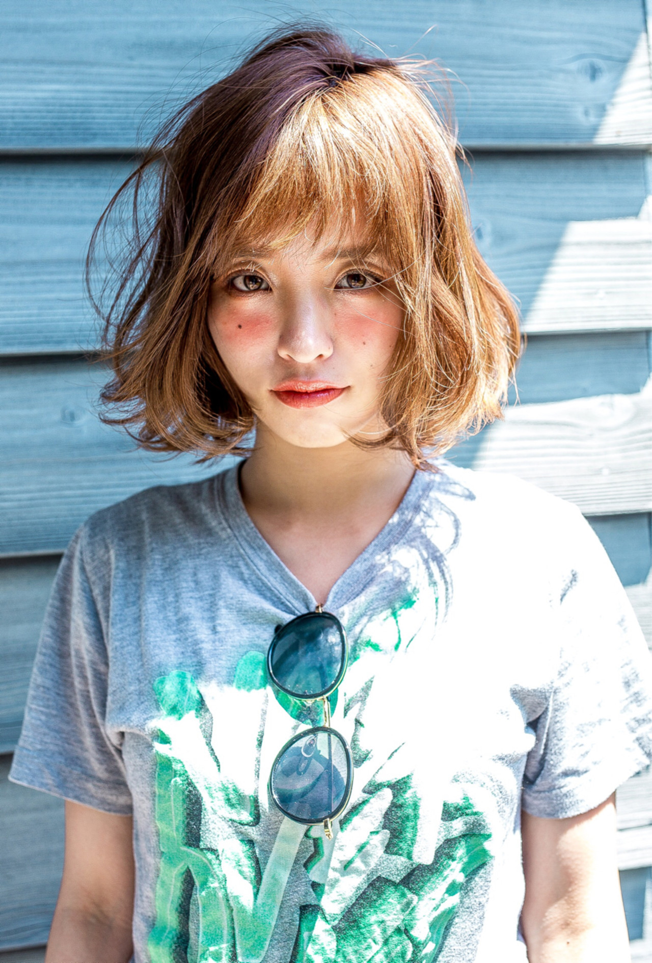 かわいいヘアスタイルまとめ♡今一番旬な女の子の髪型はこれ♪ Fringe 染谷正