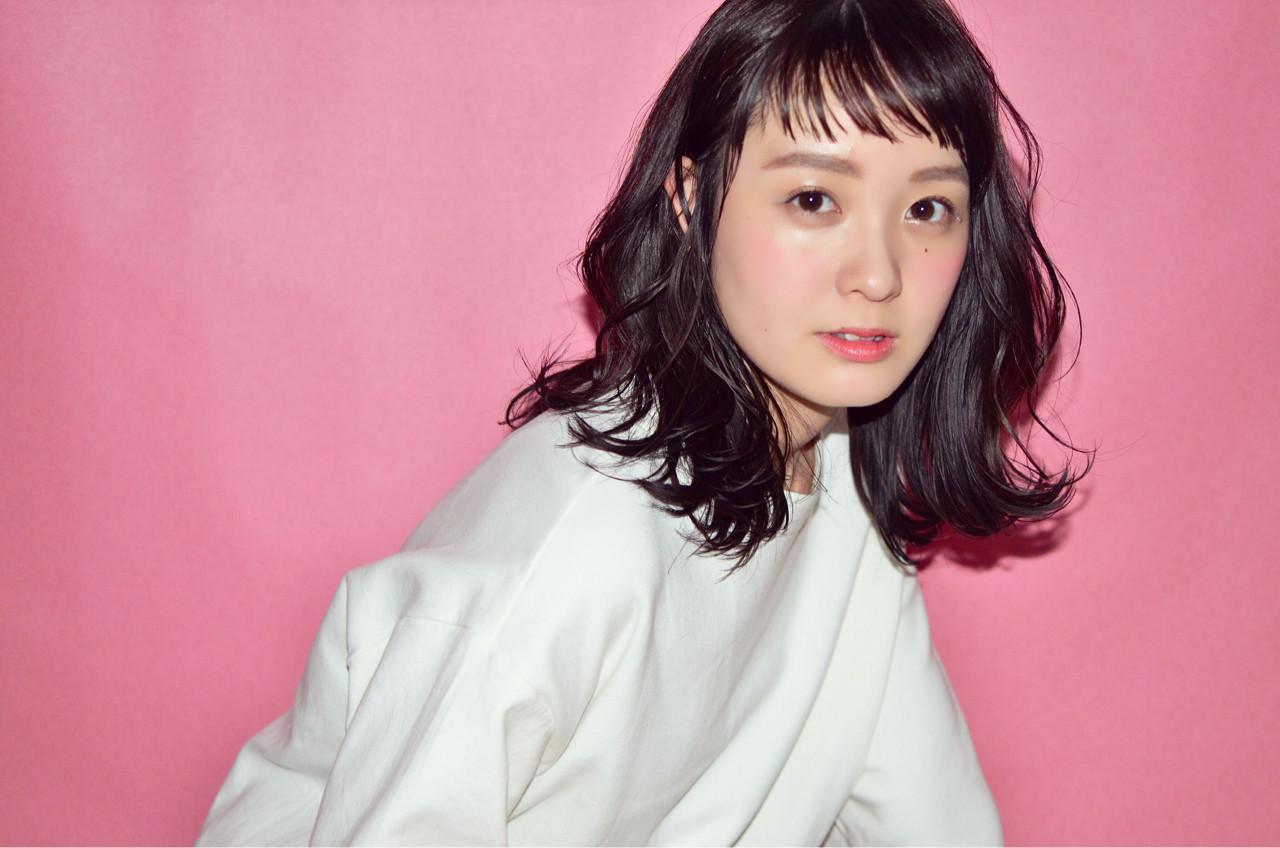 髪型に迷ったら、こなれ黒髪に挑戦!厳選10スタイルをご紹介♡ YUJI / PENTAS