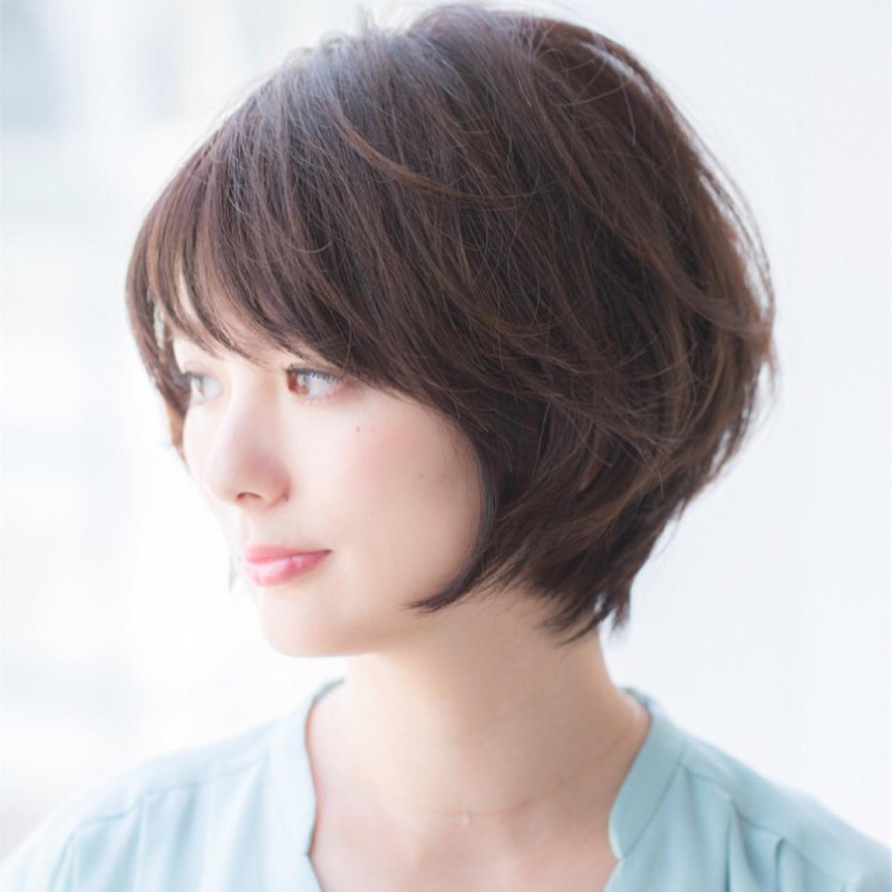 【顔型診断】顔の形で分かる!自分に似合う髪型って何?♡ NAOMI  Ramie