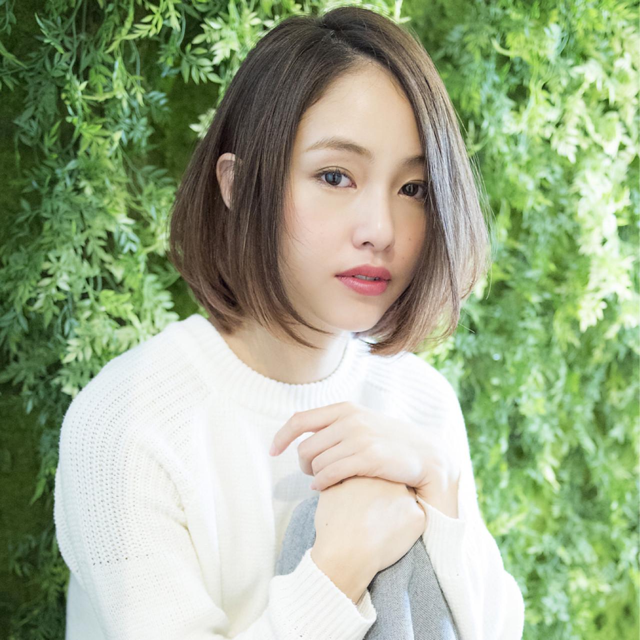 気になる童顔にサヨナラ!髪型で大人美人なモテ顔へ早変わり♡ 長澤 直樹