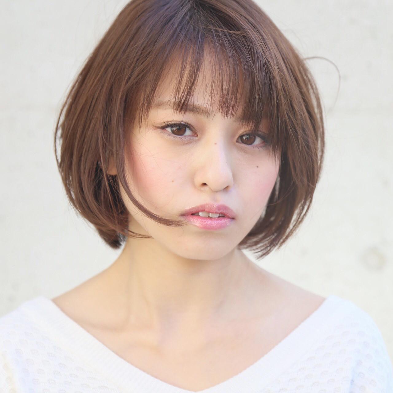 【顔型診断】顔の形で分かる!自分に似合う髪型って何?♡ 高橋ジロウ / ROENA 原宿.表参道  ROENA