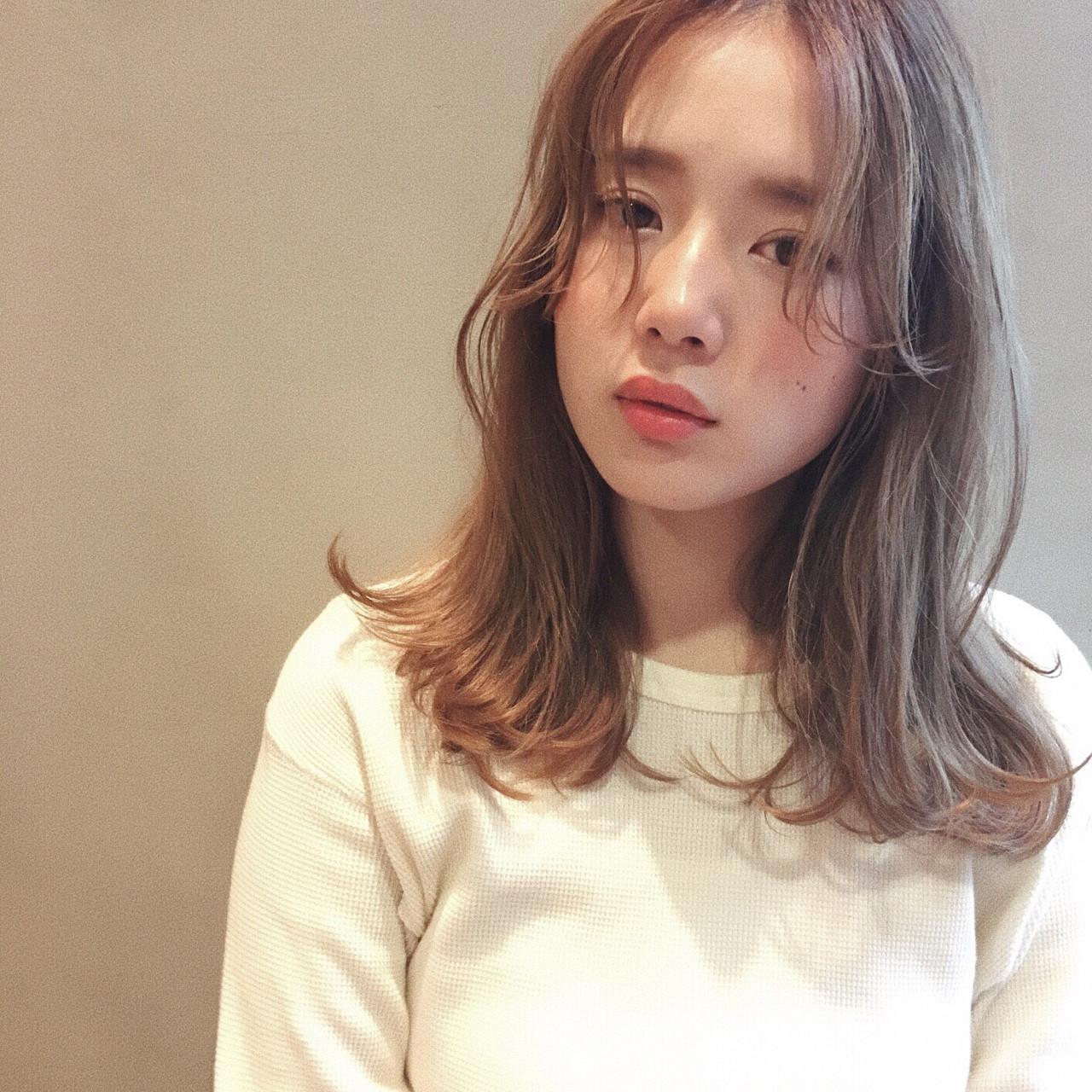 かわいいヘアスタイルまとめ♡今一番旬な女の子の髪型はこれ♪ 谷口 翠彩