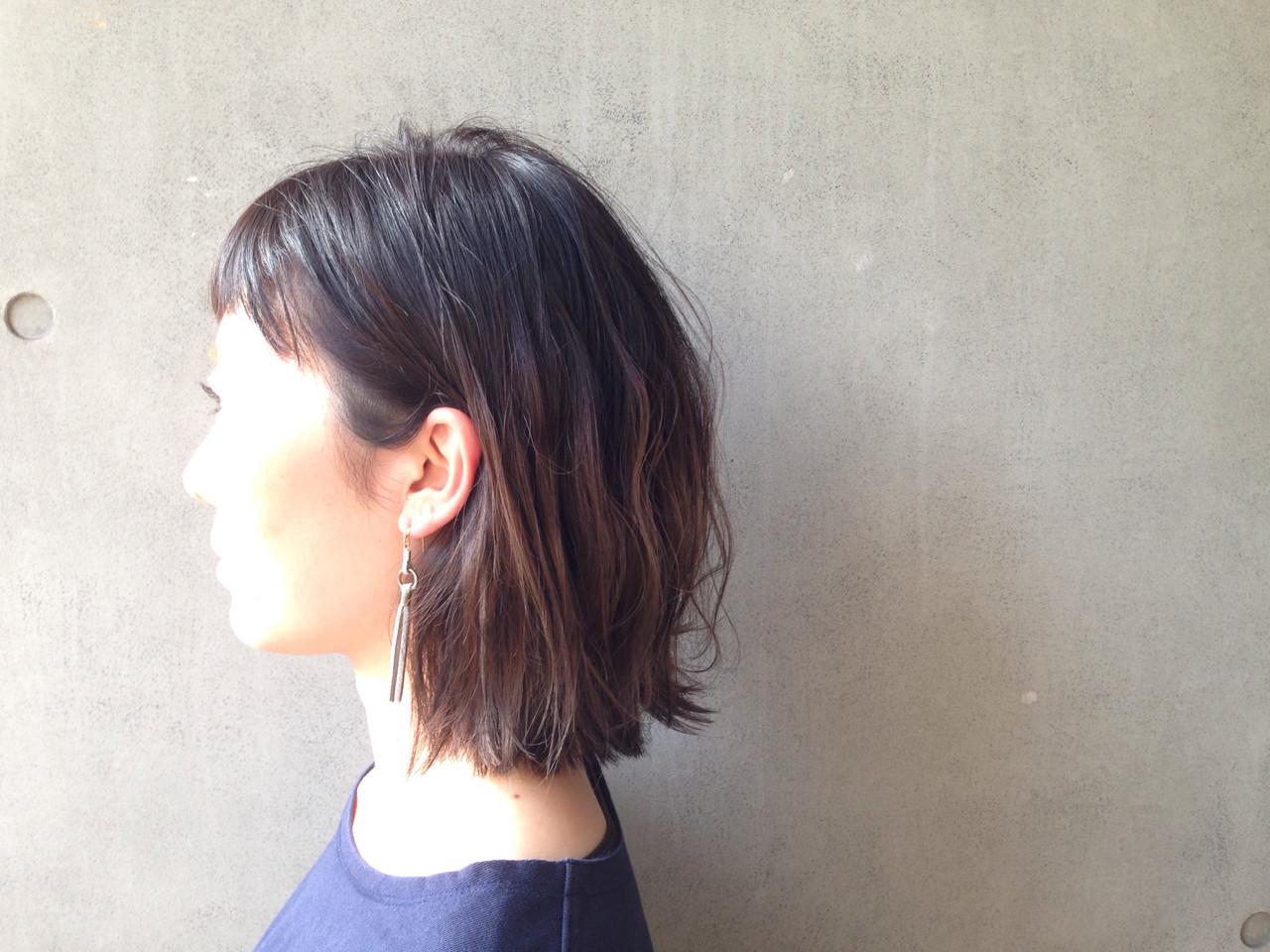 インナーカラー グラデーションカラー ナチュラル 外国人風カラー ヘアスタイルや髪型の写真・画像