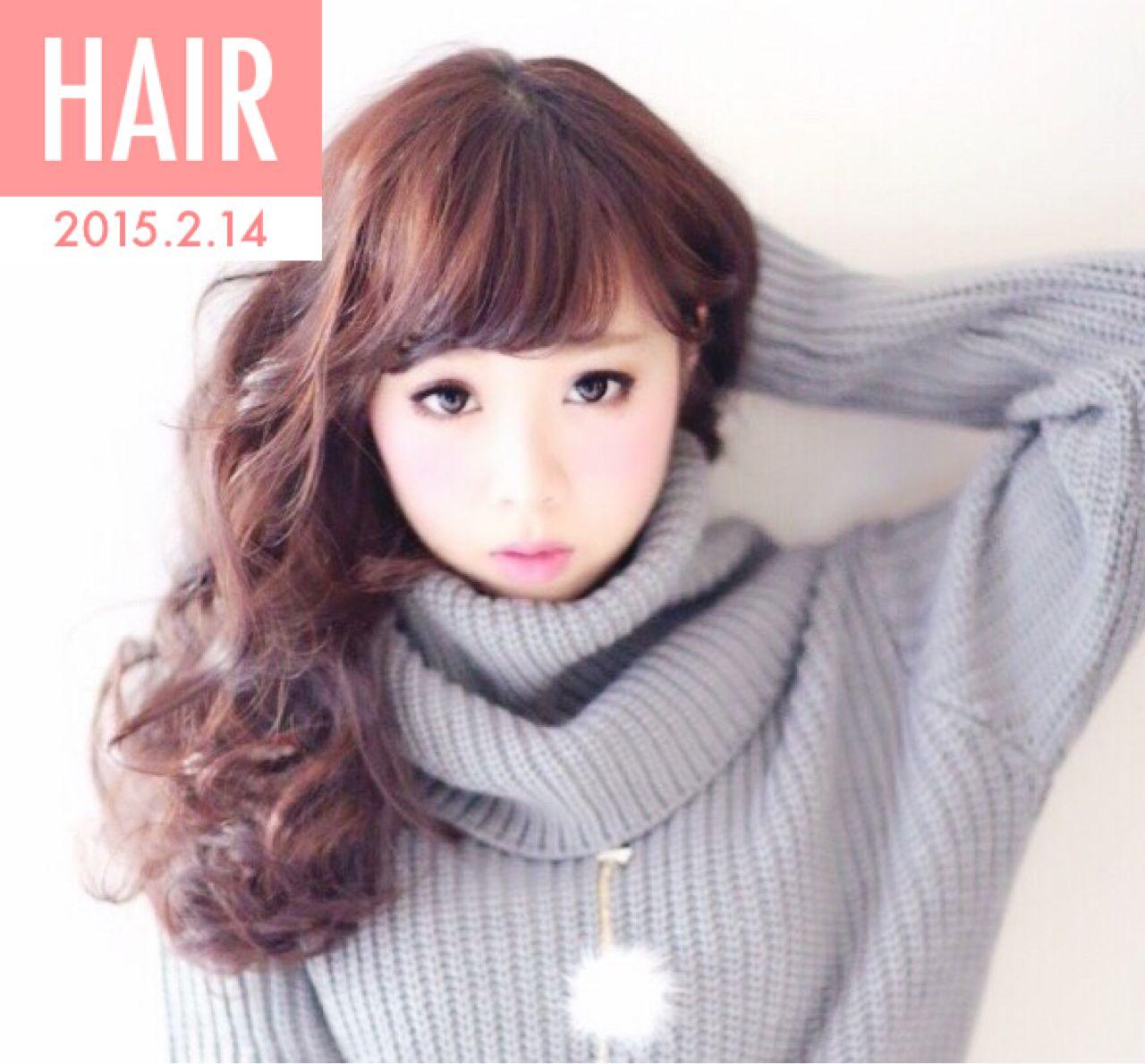 ロング 大人かわいい モテ髪 サイドアップ ヘアスタイルや髪型の写真・画像