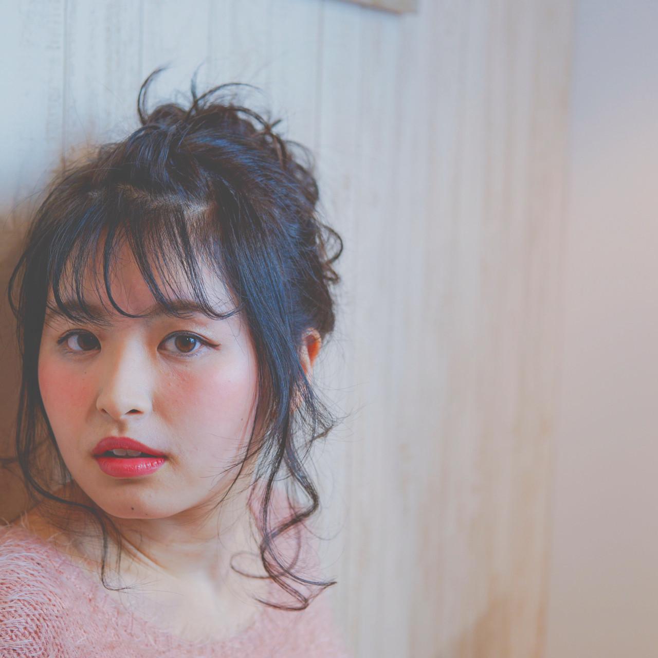 韓国発シースルーバングでピュア可愛く♡スタイル&アレンジ術 山口 卓哉/EARTH