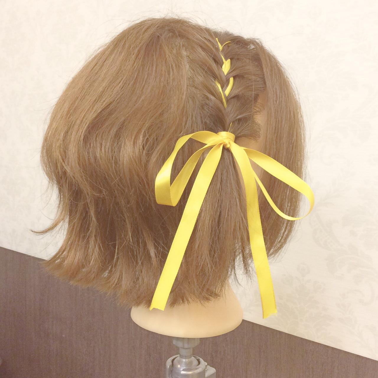 【レングス別】簡単にできるのに可愛い!人気髪型カタログ♡ antiquepomme/yokohama