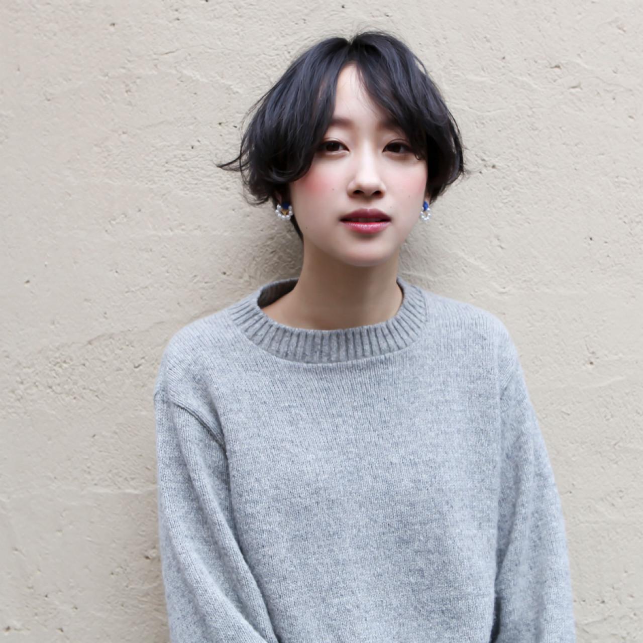 【ショートヘア画像集】こんな髪型にしたい♡真似したくなるヘアスタイル タカハシ アヤミ