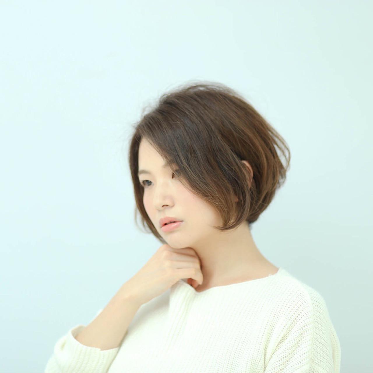 【顔型別】髪型に迷うなら顔の形で決める♡おすすめヘアスタイル集 AI