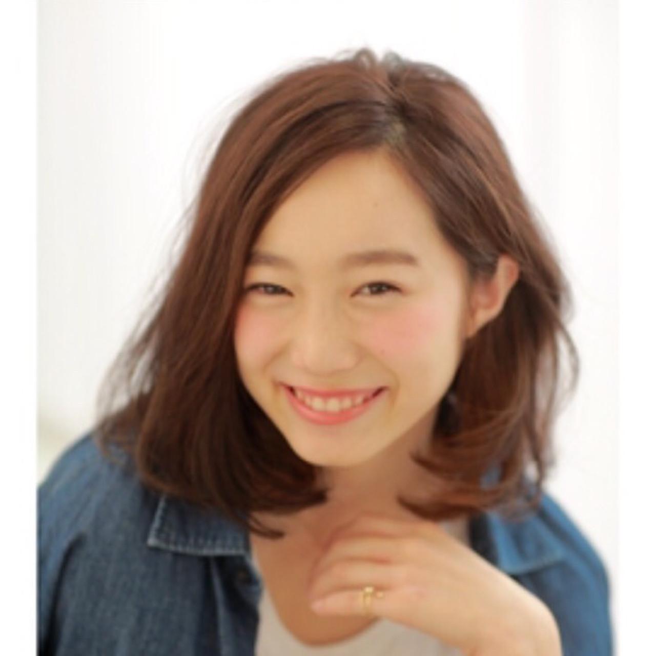 可愛いからハンサムまで♡ワンレン×ショートボブの髪型スタイル 中田慎吾