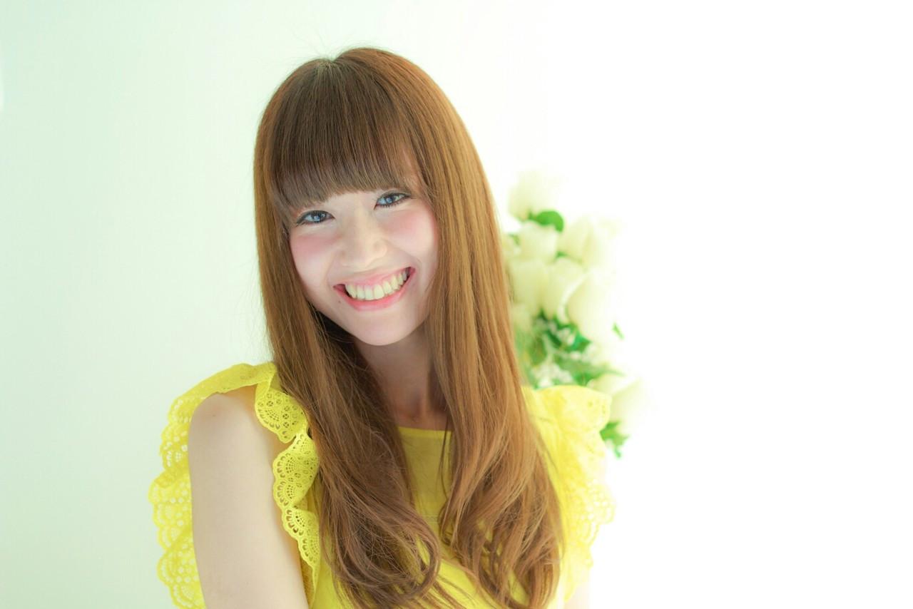"""美人の髪は""""王道のロングヘア―""""♡おすすめのヘアスタイルを紹介 田村佑平"""