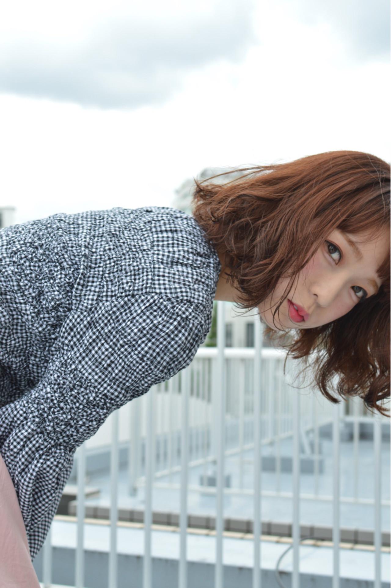 可愛いからハンサムまで♡ワンレン×ショートボブの髪型スタイル Hiroshi Hosaka