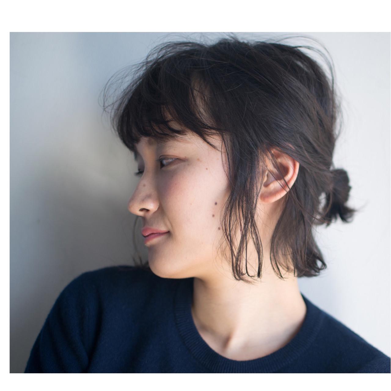 髪型にマンネリボブさんにおすすめ!簡単セルフアレンジを楽しもう♡ anti_RIKUSHI