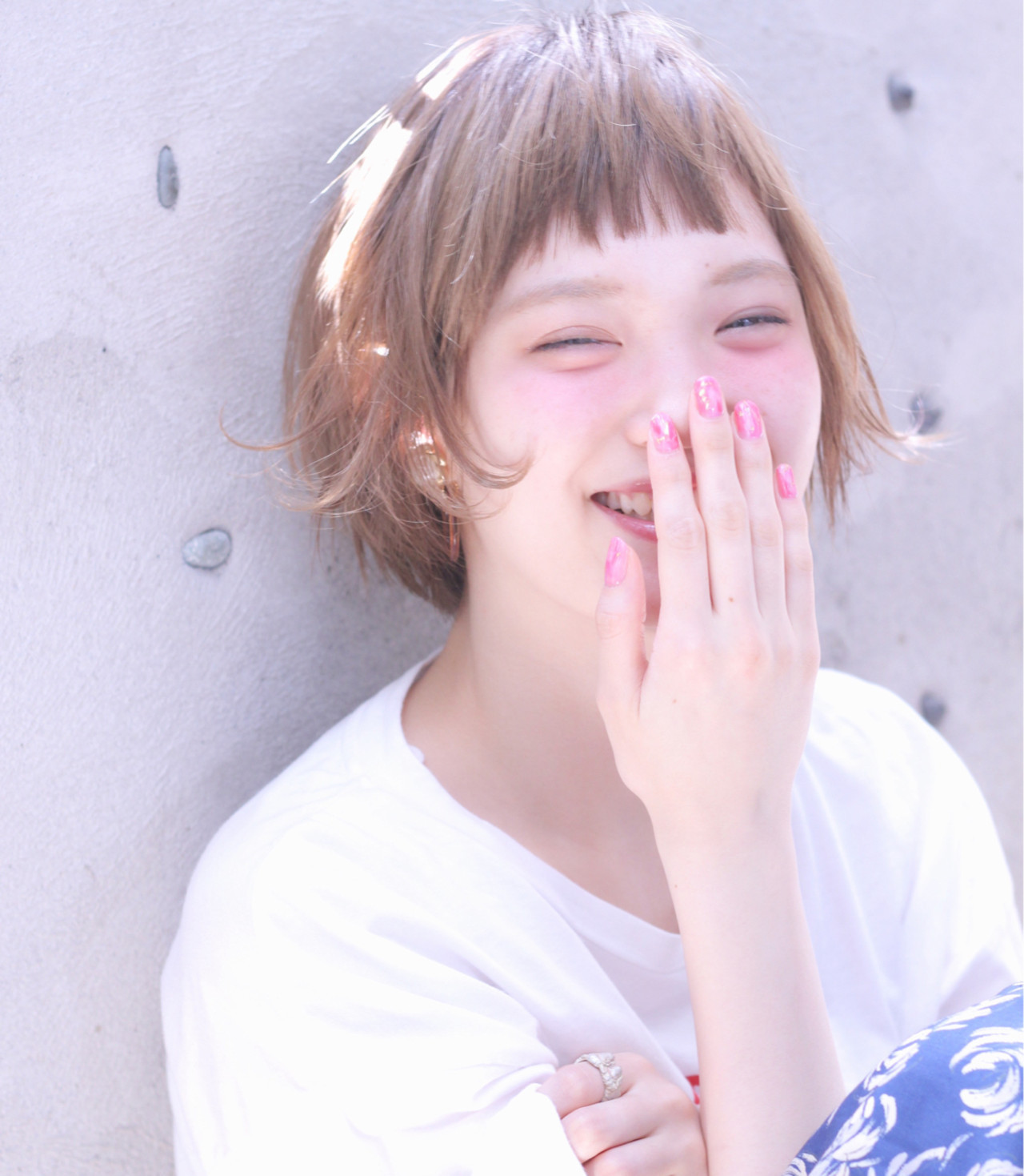やっぱり可愛いショートボブ!ヘアスタイルに迷ったときにやりたい髪型10選 Wataru Maeda