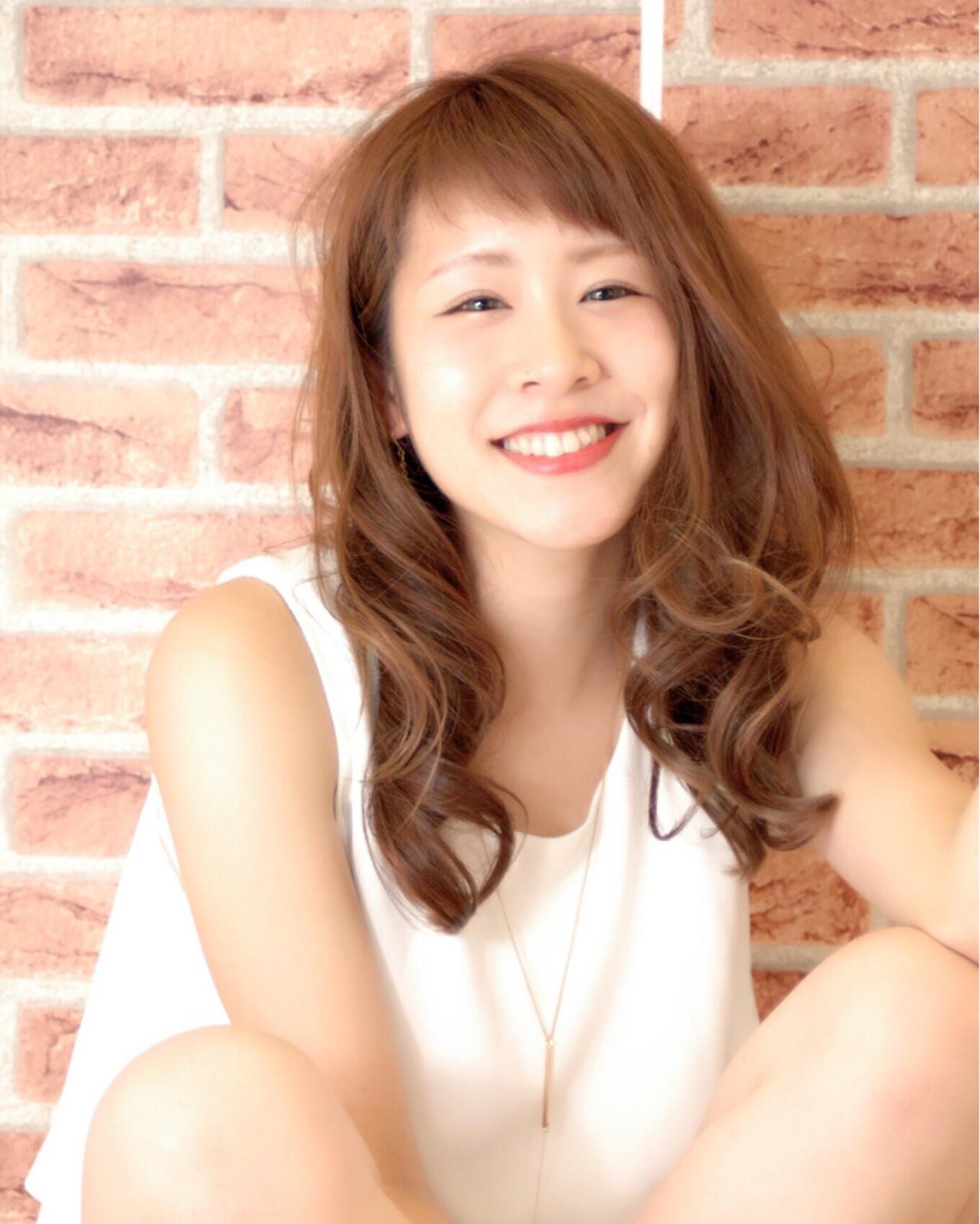 アシメ前髪で髪型チェンジ!周囲と差がつくおしゃれスタイル♡ 夢乃