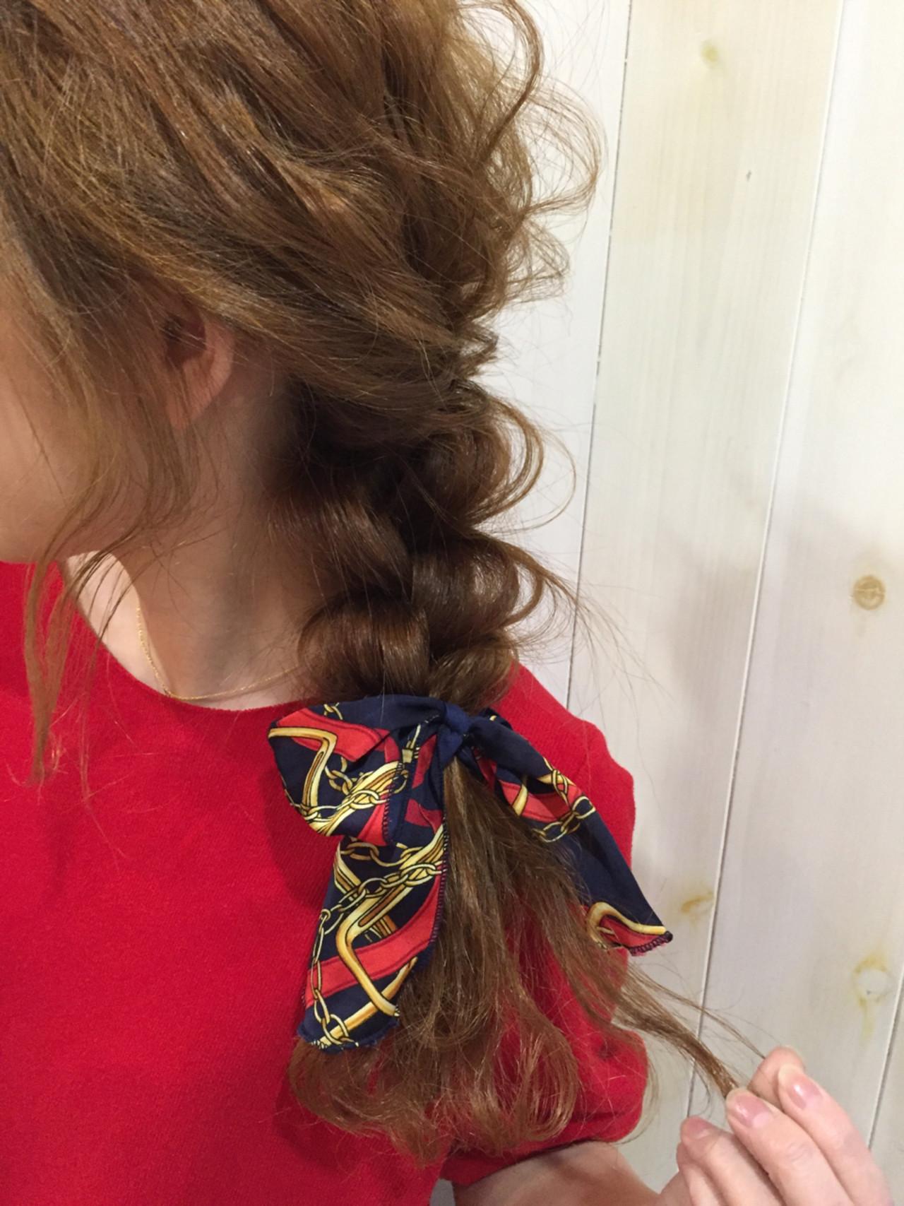 【レングス別】簡単にできるのに可愛い!人気髪型カタログ♡ 内山 聡 Russo 副店長