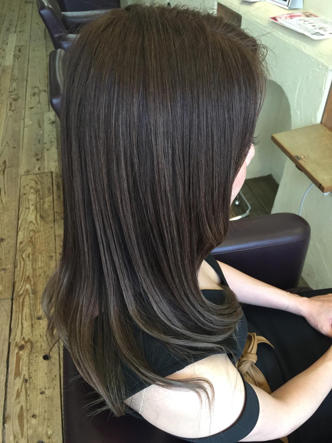 """美人の髪は""""王道のロングヘア―""""♡おすすめのヘアスタイルを紹介 星野忍伸"""