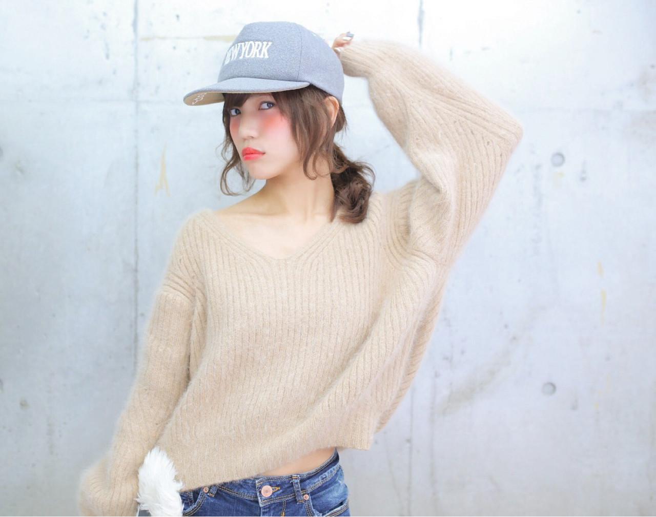 音楽フェスの必需品!帽子に合わせるおしゃれヘアアレンジ集 高瀬 功二