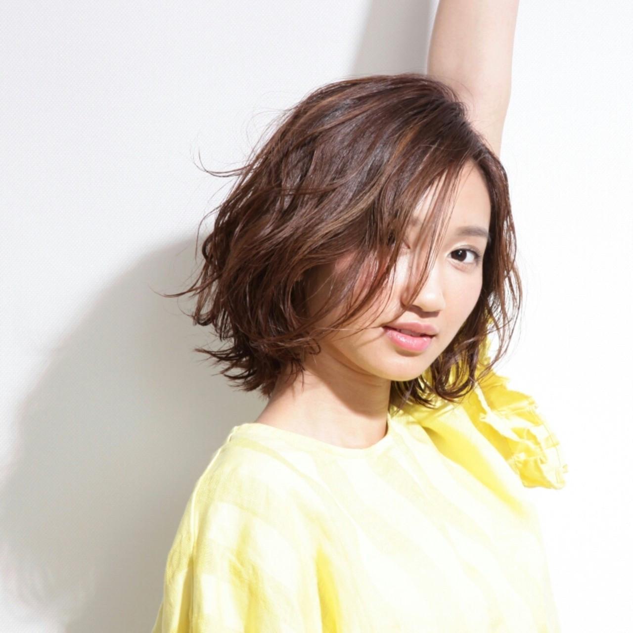 【ショートヘア画像集】こんな髪型にしたい♡真似したくなるヘアスタイル 阿藤俊也