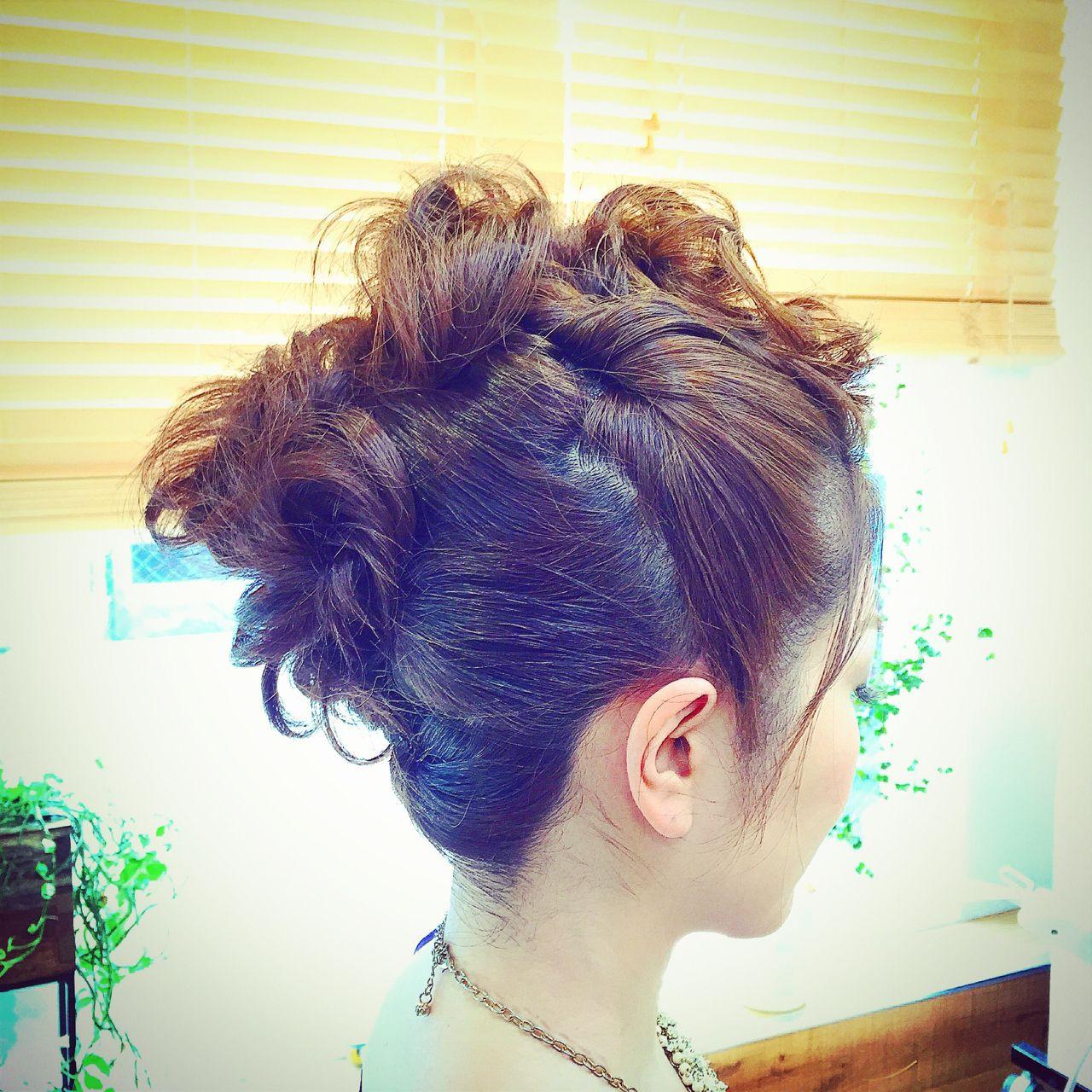 クール女子におすすめ!カッコかわいいソフトモヒカン風の髪型カタログ 井沢 慶文