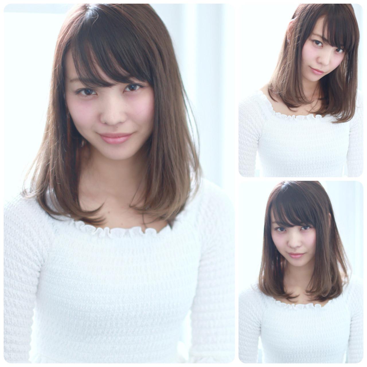 【顔型別】髪型に迷うなら顔の形で決める♡おすすめヘアスタイル集 イマムラ スナオ