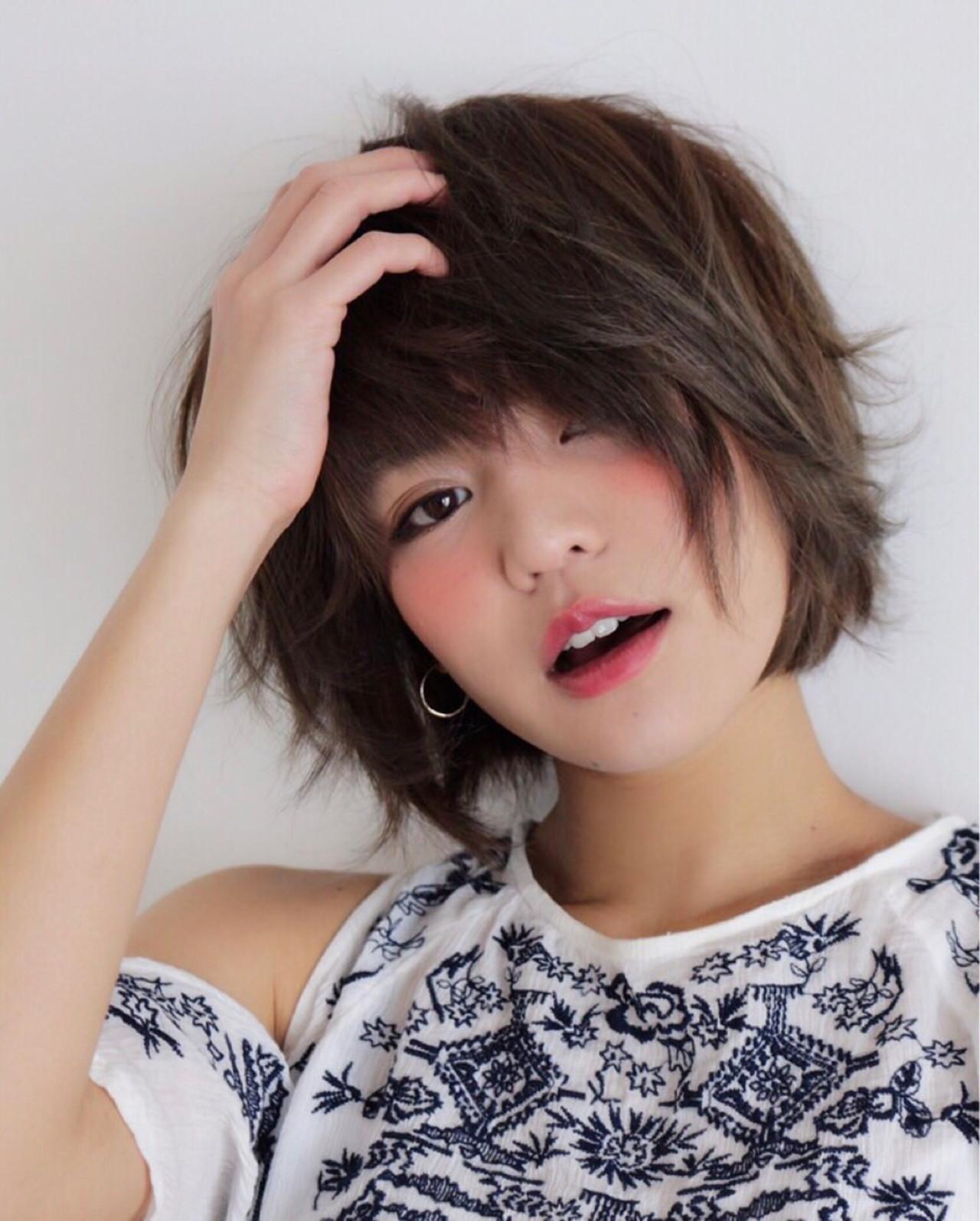 やっぱり可愛いショートボブ!ヘアスタイルに迷ったときにやりたい髪型10選 田子 正也