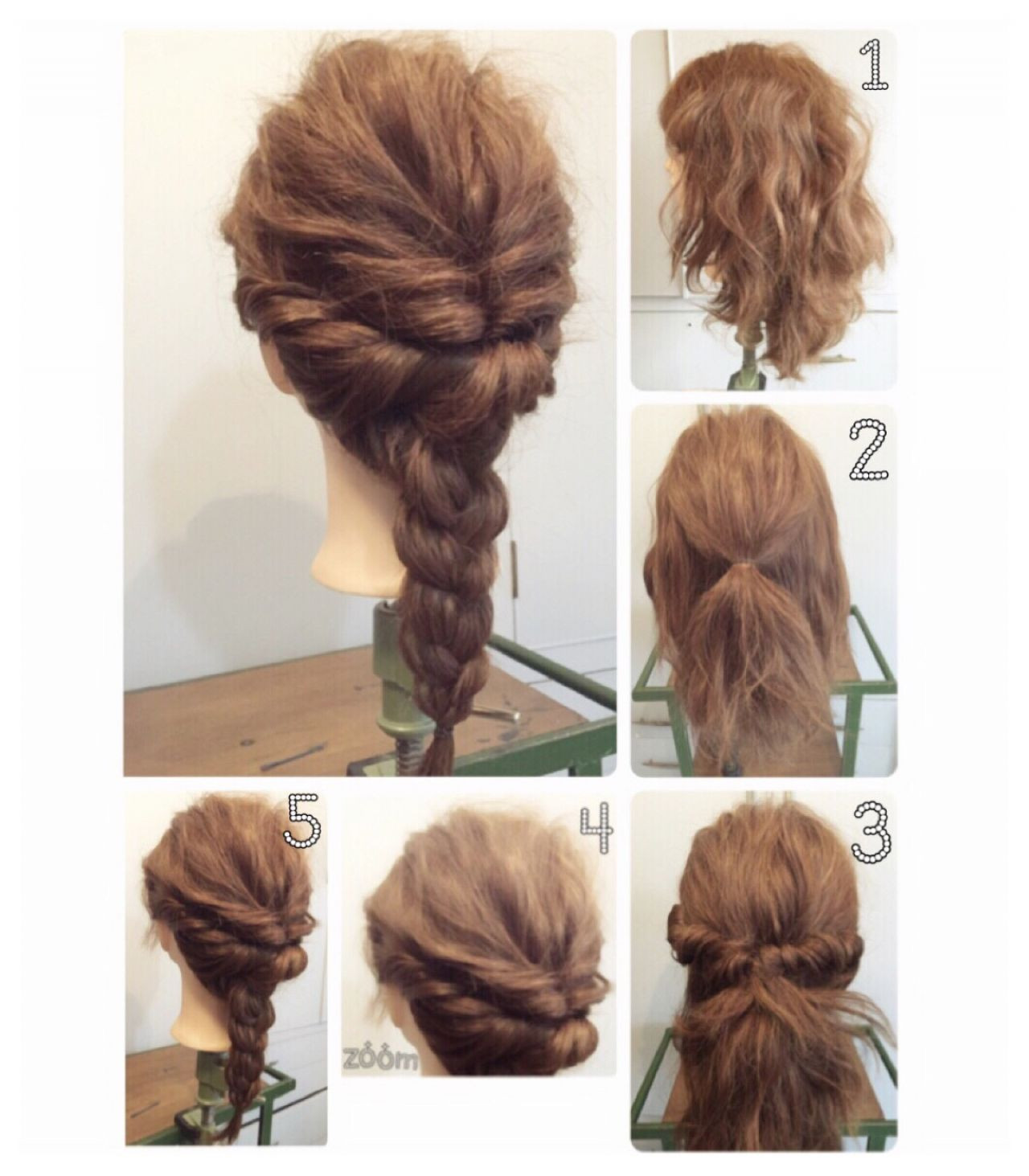 簡単に髪をまとめる方法とアレンジご紹介!ちゃちゃっとカワイクなっちゃう? YUKO KAWANO
