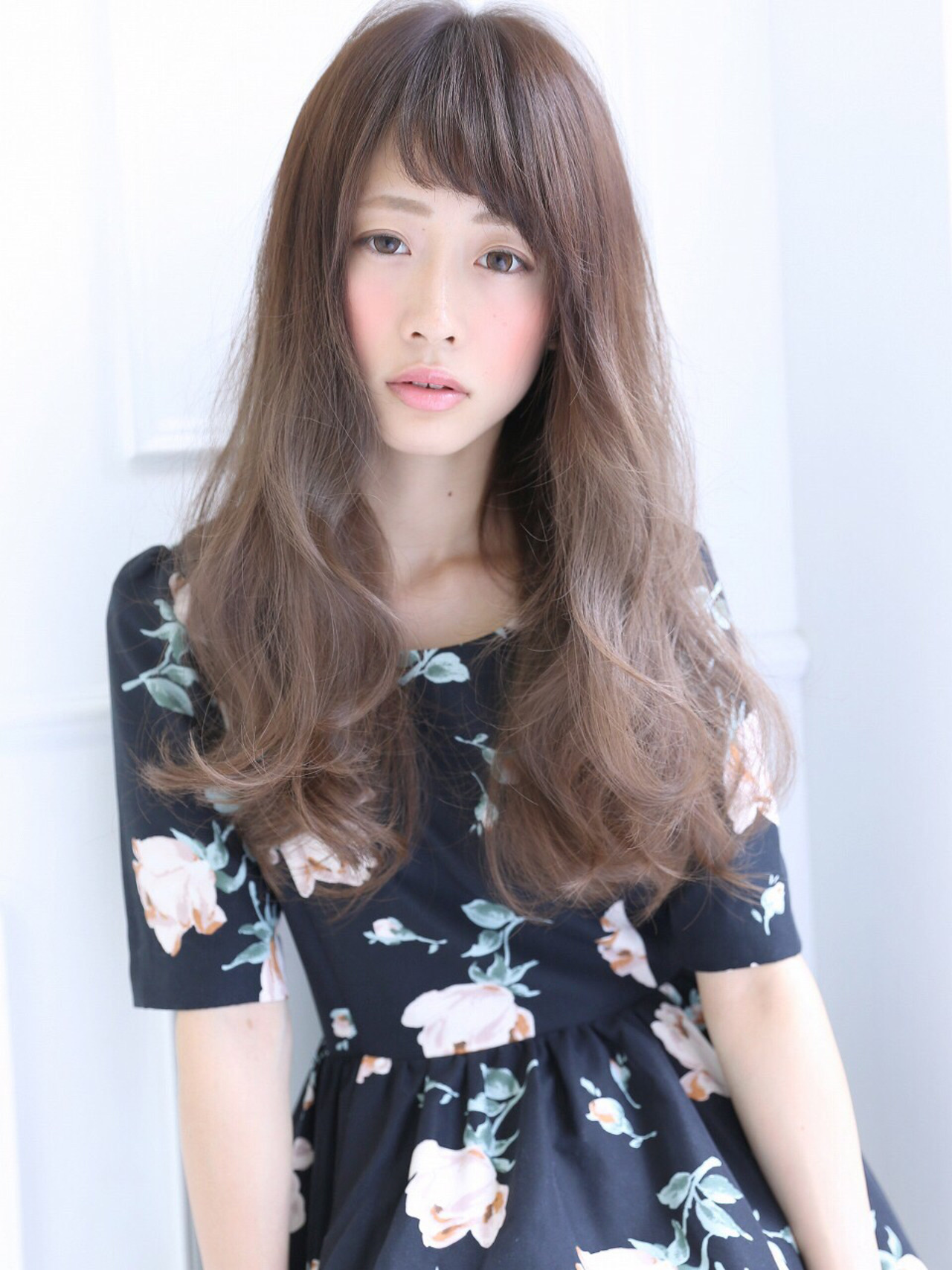 アシメ前髪で髪型チェンジ!周囲と差がつくおしゃれスタイル♡ 藤原 純