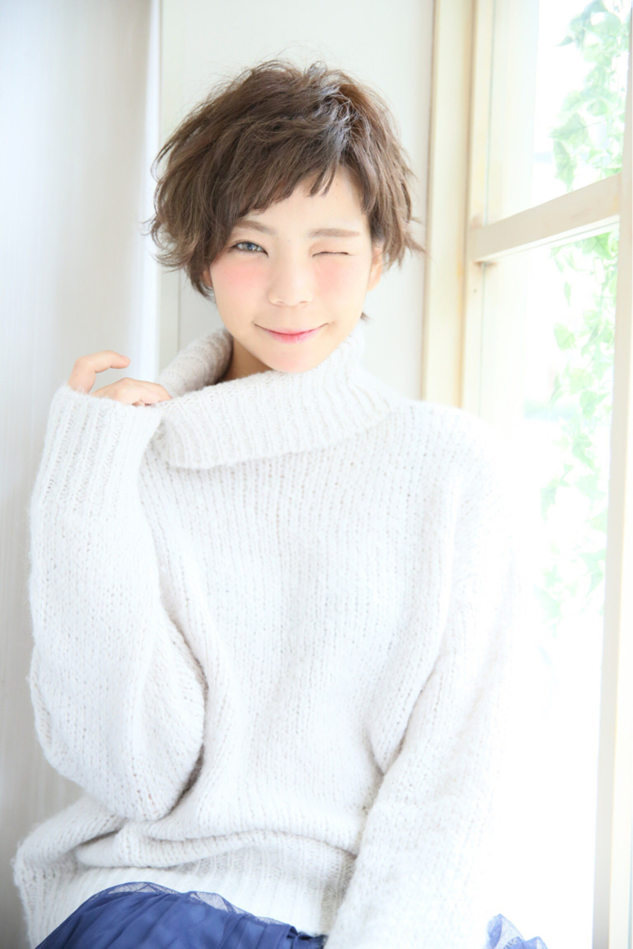 アシメ前髪で髪型チェンジ!周囲と差がつくおしゃれスタイル♡ 柾木 ひかる