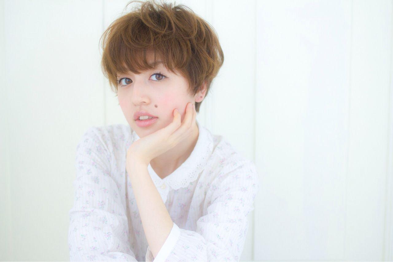ショートはカラーおしゃ度をあげる!真似してほしい人気カラーをご紹介♡ 関田 大輔