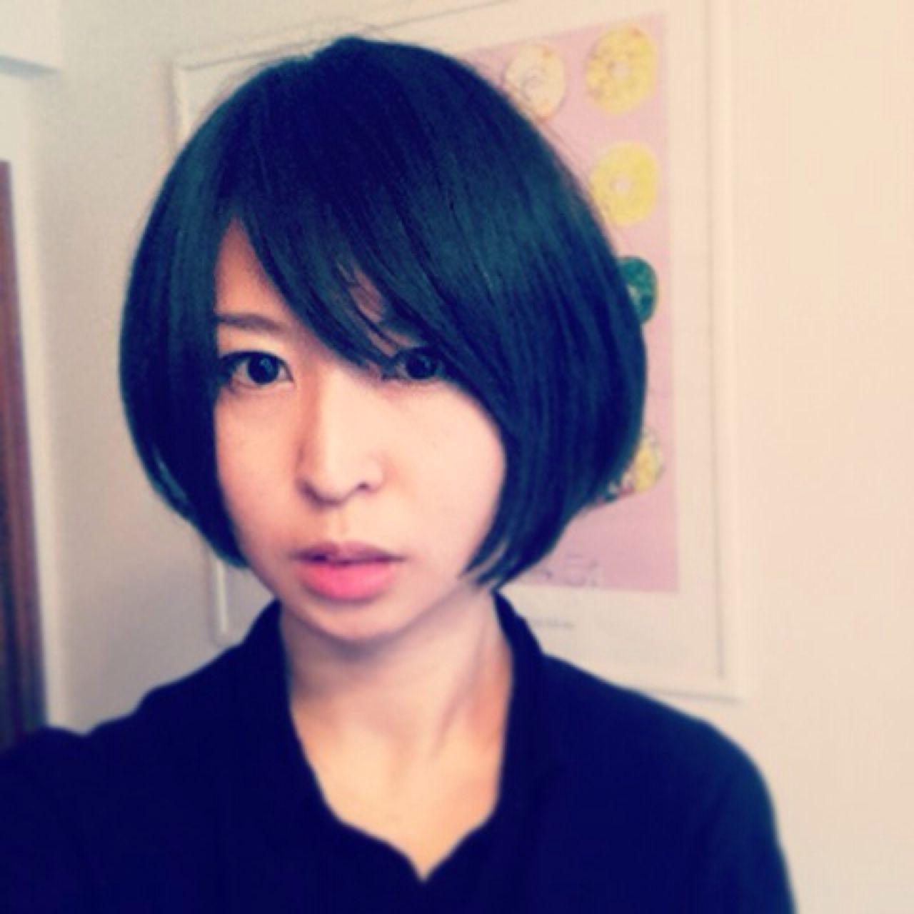 ショートでも女性らしく!女っぷりが上がる短めヘアカタログ 瀧口 紋子