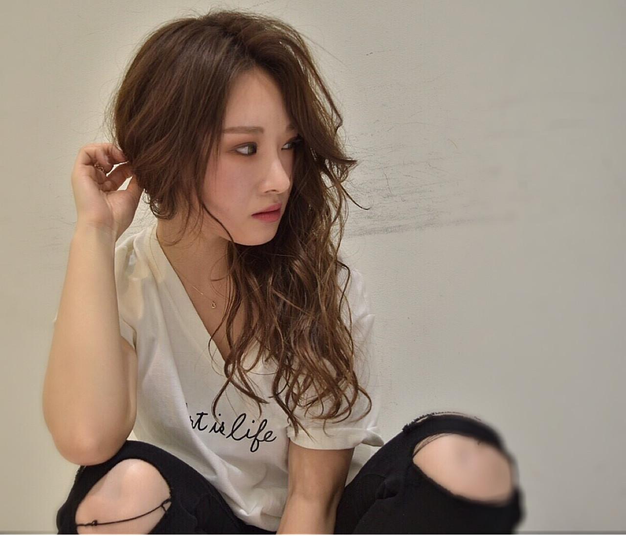 """美人の髪は""""王道のロングヘア―""""♡おすすめのヘアスタイルを紹介 石田裕紀"""