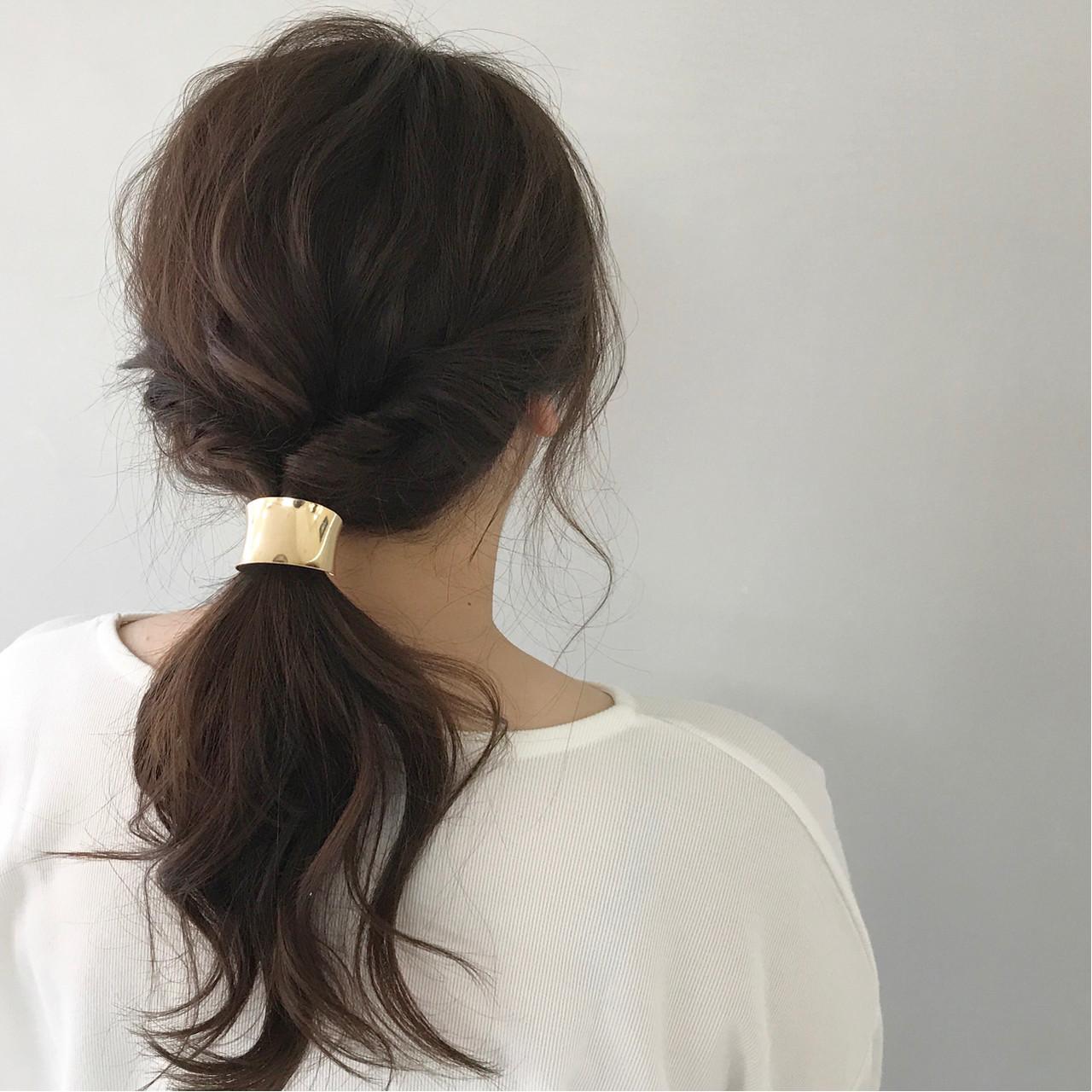 簡単、華やか、大人っぽい!時短もおしゃれも叶うヘアアレンジ特集 新谷 朋宏  Free hairstylist shinya