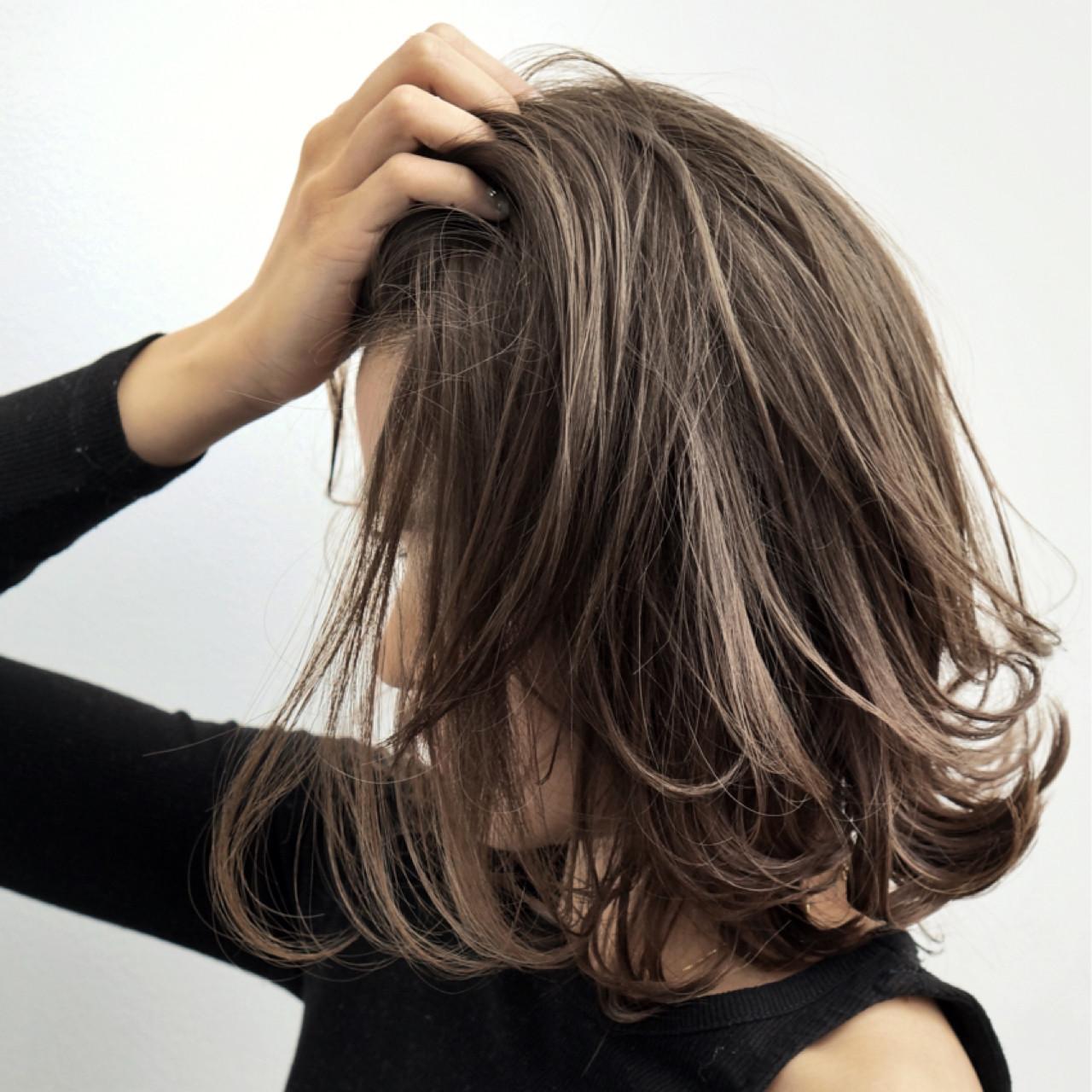 ハイライトで髪に立体感を♪今季トレンドスタイルを一挙大公開