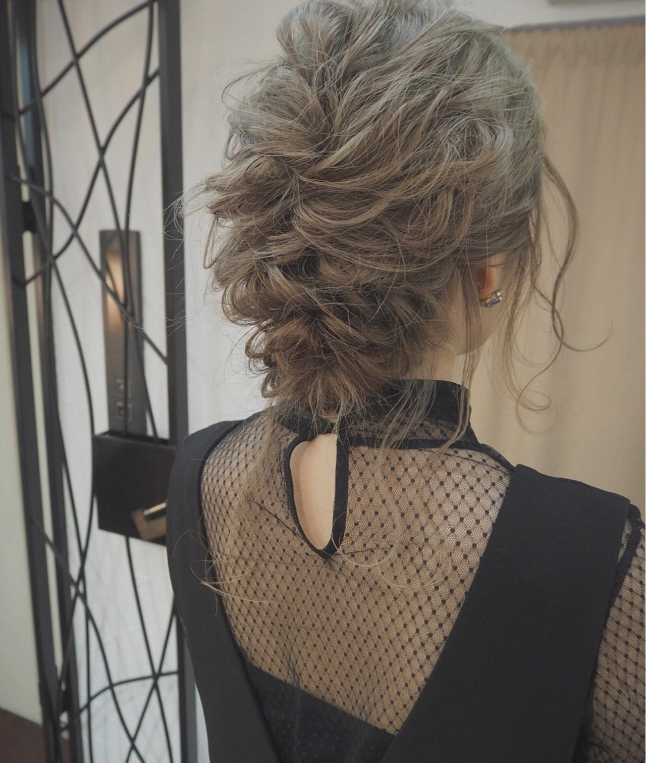 簡単なのに超かわいい♡くるりんぱを使った女子力高めな髪型アレンジ 宮迫 真美  airfeel