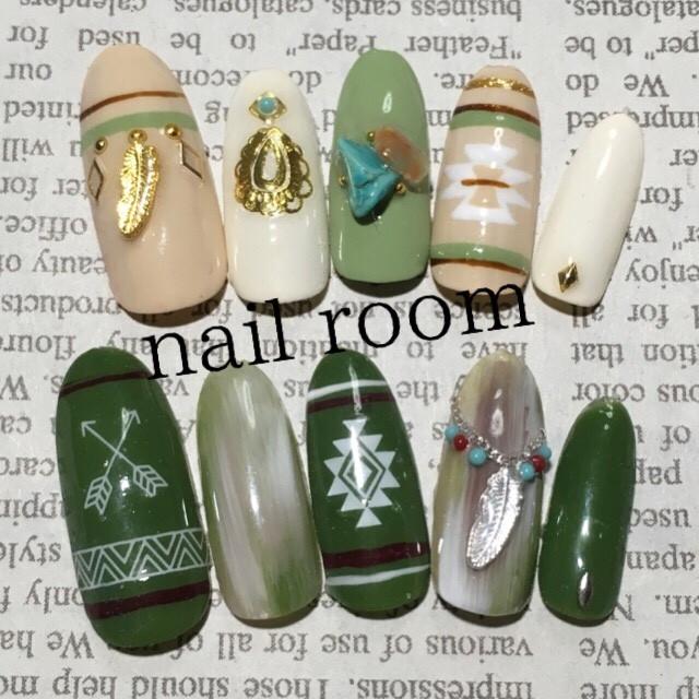 出典:nail_room
