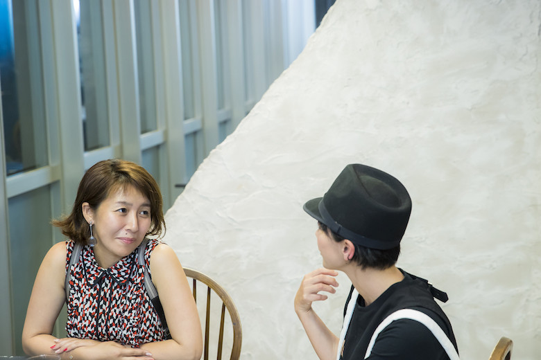 女性のキャリアは「正しさ」より「楽しさ」優先(佐藤友美・砂原由弥)