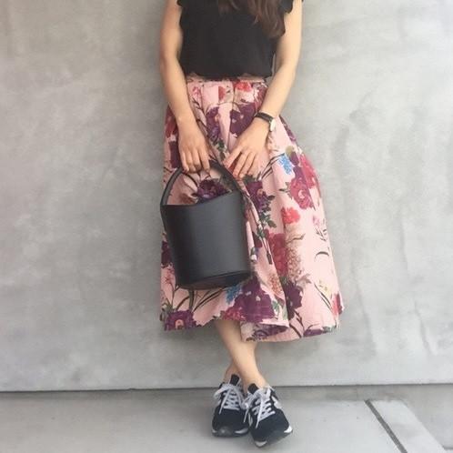 【2017春夏コーデ】安定の一足!黒のニューバランスで作るトレンドコーデ♪