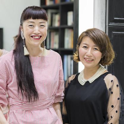 【『道を継ぐ』刊行記念対談】人生に迷ったらカリスマ女性美容師に聞け! VeLO赤松美和さん(前編)〜「違い」があるから面白いし、みんな輝く〜