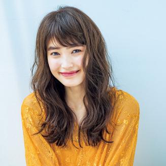 【VOCE10月号 Topics4】BUZZなヘアで女子力をアゲる!#秋の透明感カラー