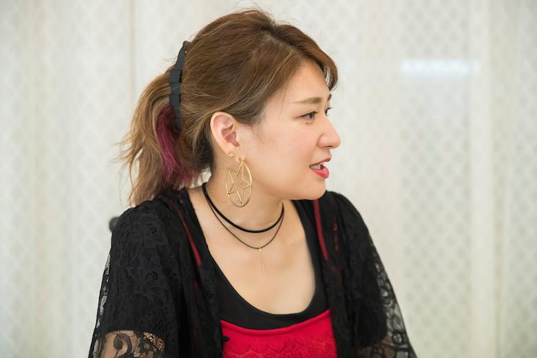 『道を継ぐ』の主人公である鈴木三枝子さんに憧れたTAKAKOさん