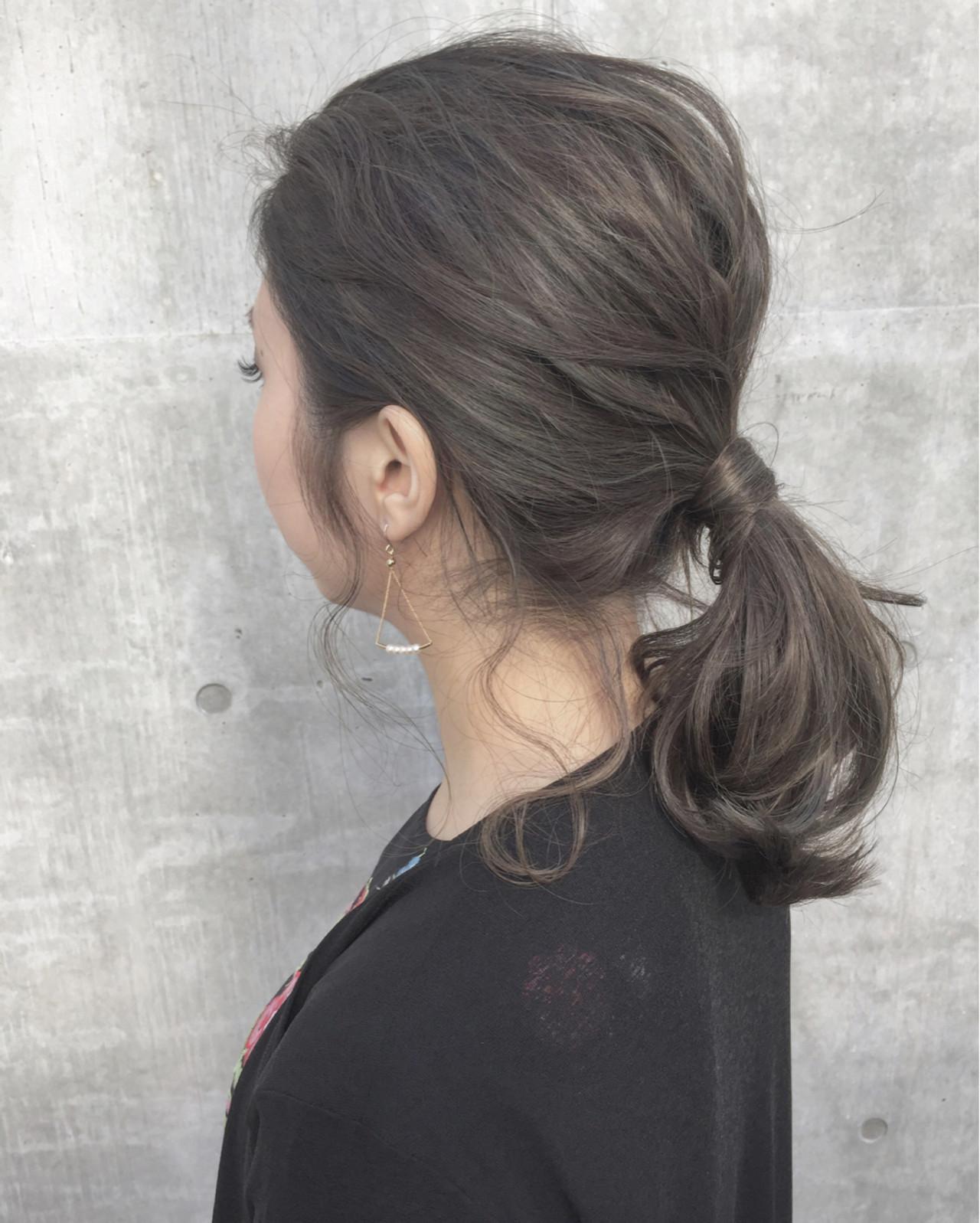 ミディアムヘア♡簡単アップスタイルの7日間【解説付き】  まえだ けんた HOULe 表参道