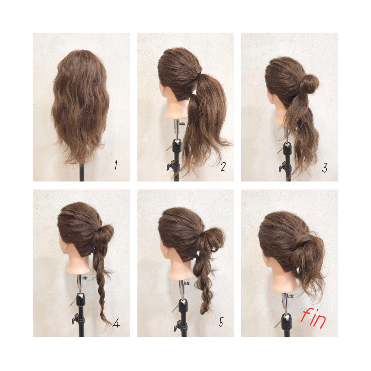 5分でできる♡簡単メッシーバンアレンジ オグラタカヒロ | HAIR RESORT THE AMAN GIRL