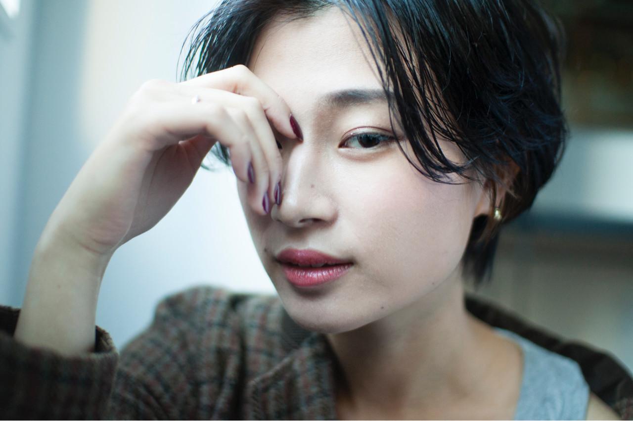 ウェットな質感でナチュラルな大人の色気 力石サトシ | HOMIE TOKYO