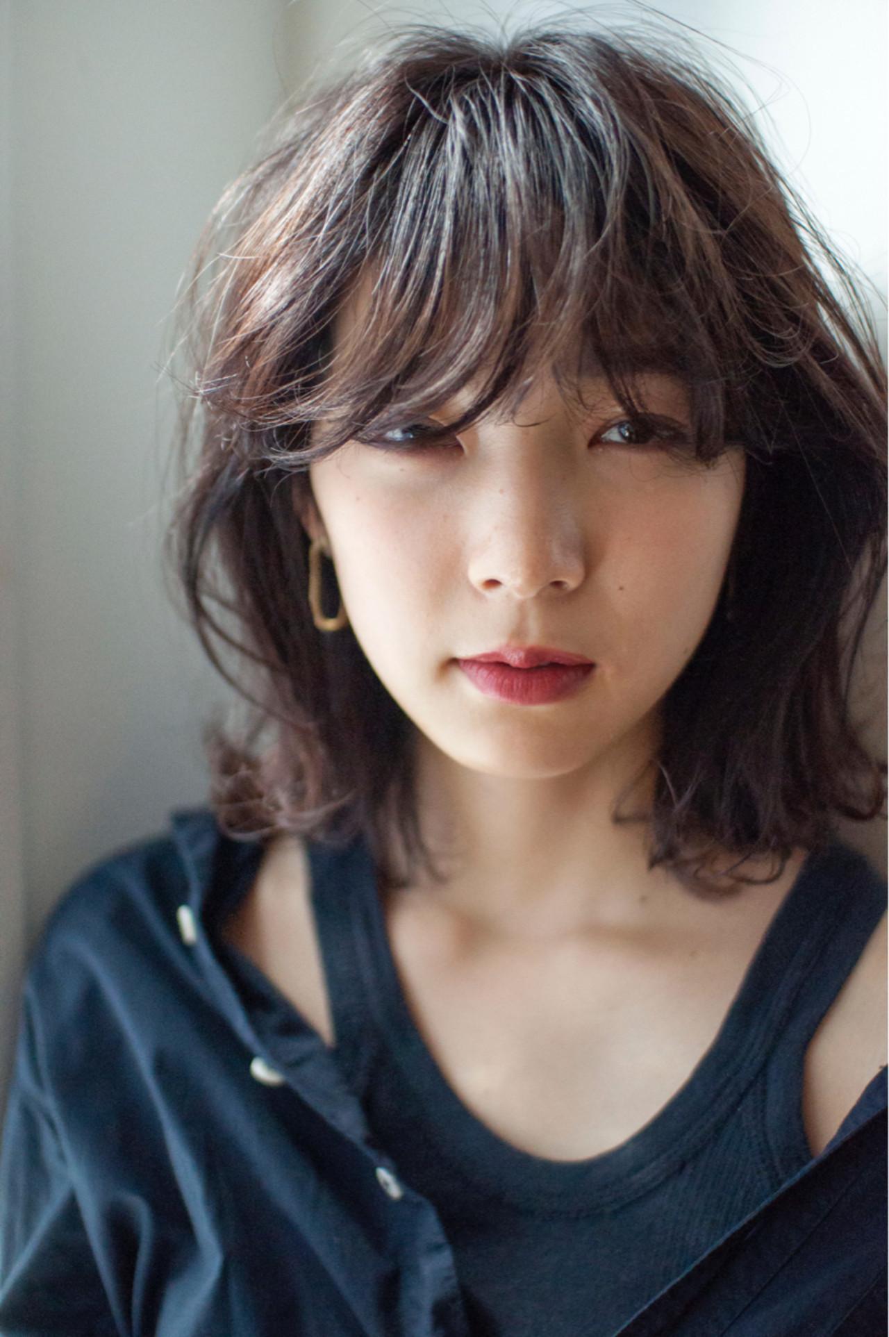 大注目の色っぽマッシュウルフ♡ YUKINA / HOMIE TOKYO