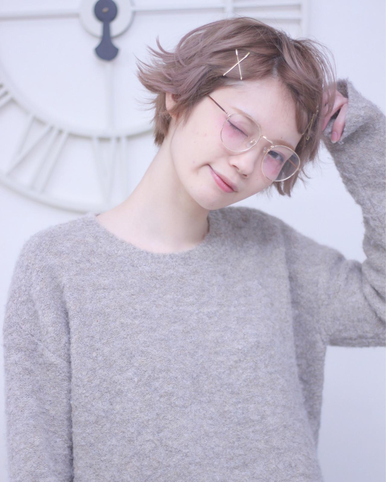 時短で大人かわいい♡アメピンでつくるすっきり前髪 Wataru Maeda